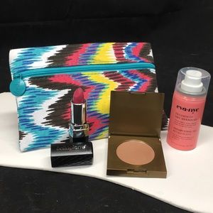NWT Ipsy Cosmetics/Bag
